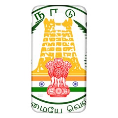 Seal Of Indian State Of Tamil Nadu  Samsung Galaxy S5 Back Case (white) by abbeyz71