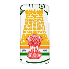 Seal Of Indian State Of Tamil Nadu  Apple Ipod Touch 5 Hardshell Case by abbeyz71