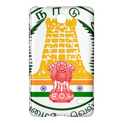 Seal Of Indian State Of Tamil Nadu  Samsung Galaxy Tab 4 (7 ) Hardshell Case  by abbeyz71