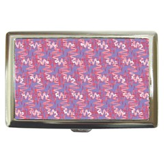 Pattern Abstract Squiggles Gliftex Cigarette Money Cases by Nexatart