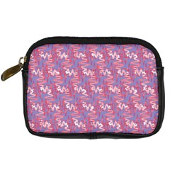 Pattern Abstract Squiggles Gliftex Digital Camera Cases by Nexatart