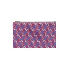 Pattern Abstract Squiggles Gliftex Cosmetic Bag (small)