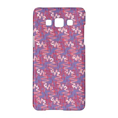 Pattern Abstract Squiggles Gliftex Samsung Galaxy A5 Hardshell Case
