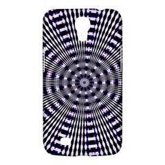 Pattern Stripes Background Samsung Galaxy Mega 6 3  I9200 Hardshell Case
