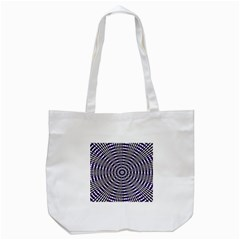 Pattern Stripes Background Tote Bag (white) by Nexatart