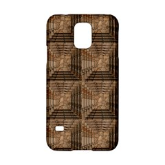 Collage Stone Wall Texture Samsung Galaxy S5 Hardshell Case  by Nexatart