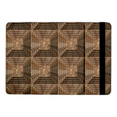 Collage Stone Wall Texture Samsung Galaxy Tab Pro 10 1  Flip Case