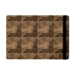 Collage Stone Wall Texture Ipad Mini 2 Flip Cases