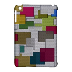 Decor Painting Design Texture Apple Ipad Mini Hardshell Case (compatible With Smart Cover) by Nexatart