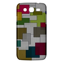 Decor Painting Design Texture Samsung Galaxy Mega 5 8 I9152 Hardshell Case