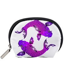 Koi Carp Fish Water Japanese Pond Accessory Pouches (small)  by Nexatart