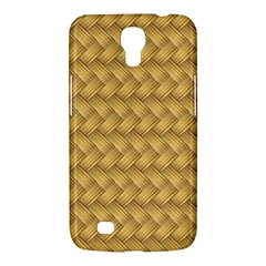 Wood Illustrator Yellow Brown Samsung Galaxy Mega 6 3  I9200 Hardshell Case by Nexatart