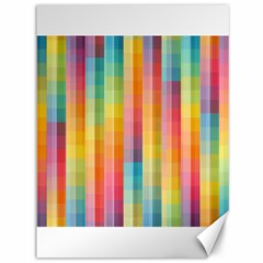 Background Colorful Abstract Canvas 36  X 48   by Nexatart