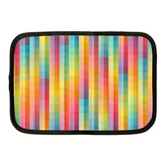 Background Colorful Abstract Netbook Case (medium)  by Nexatart