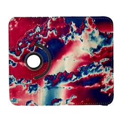 Sky Pattern Galaxy S3 (flip/folio) by Valentinaart
