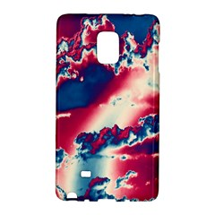 Sky Pattern Galaxy Note Edge by Valentinaart