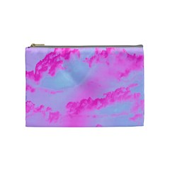 Sky Pattern Cosmetic Bag (medium)  by Valentinaart