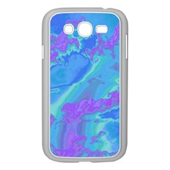 Sky Pattern Samsung Galaxy Grand Duos I9082 Case (white) by Valentinaart