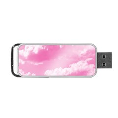 Sky Pattern Portable Usb Flash (two Sides) by Valentinaart