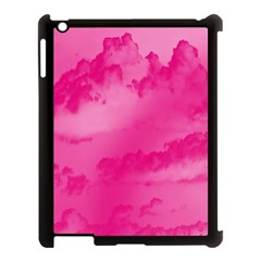 Sky Pattern Apple Ipad 3/4 Case (black)