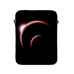 Planet Space Abstract Apple Ipad 2/3/4 Protective Soft Cases by Nexatart