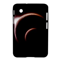 Planet Space Abstract Samsung Galaxy Tab 2 (7 ) P3100 Hardshell Case
