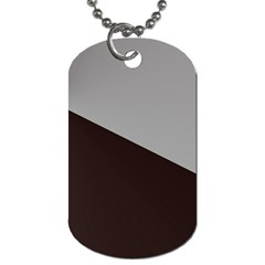Course Gradient Color Pattern Dog Tag (two Sides)