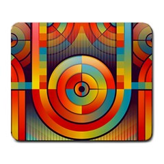 Abstract Pattern Background Large Mousepads by Nexatart
