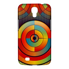 Abstract Pattern Background Samsung Galaxy Mega 6 3  I9200 Hardshell Case
