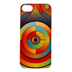 Abstract Pattern Background Apple Iphone 5s/ Se Hardshell Case