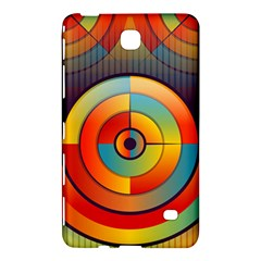 Abstract Pattern Background Samsung Galaxy Tab 4 (8 ) Hardshell Case