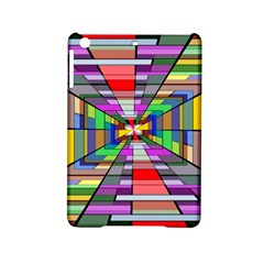 Art Vanishing Point Vortex 3d Ipad Mini 2 Hardshell Cases by Nexatart