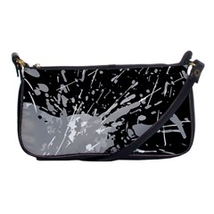 Art About Ball Abstract Colorful Shoulder Clutch Bags