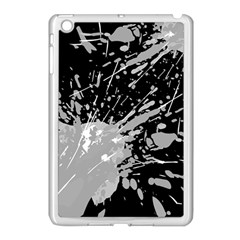 Art About Ball Abstract Colorful Apple Ipad Mini Case (white) by Nexatart