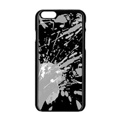Art About Ball Abstract Colorful Apple Iphone 6/6s Black Enamel Case by Nexatart