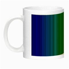 Spectrum Colours Colors Rainbow Night Luminous Mugs