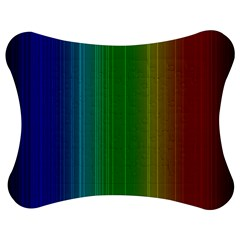Spectrum Colours Colors Rainbow Jigsaw Puzzle Photo Stand (bow) by Nexatart
