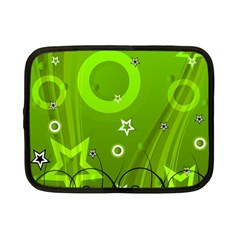 Art About Ball Abstract Colorful Netbook Case (small)