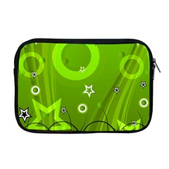Art About Ball Abstract Colorful Apple Macbook Pro 17  Zipper Case
