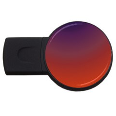 Course Colorful Pattern Abstract Usb Flash Drive Round (2 Gb)