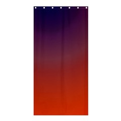 Course Colorful Pattern Abstract Shower Curtain 36  X 72  (stall)