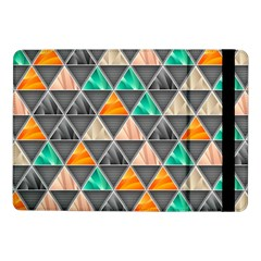 Abstract Geometric Triangle Shape Samsung Galaxy Tab Pro 10 1  Flip Case by Nexatart