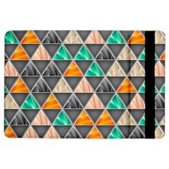 Abstract Geometric Triangle Shape Ipad Air 2 Flip by Nexatart