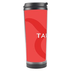 Zodizc Taurus Red Travel Tumbler by Mariart