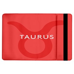 Zodizc Taurus Red Ipad Air Flip by Mariart