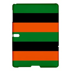 Color Green Orange Black Samsung Galaxy Tab S (10 5 ) Hardshell Case  by Mariart