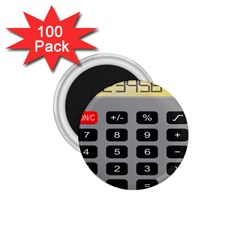 Calculator 1 75  Magnets (100 Pack)  by Mariart