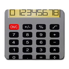 Calculator Large Mousepads by Mariart