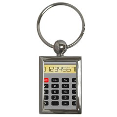 Calculator Key Chains (rectangle)  by Mariart