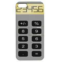 Calculator Apple Iphone 5 Hardshell Case With Stand by Mariart